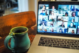 Nine ways to improve your mindfulness while working from home